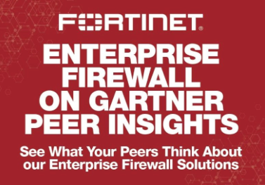 Fortinet Gartner Peers