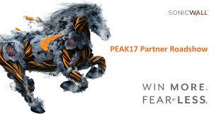 SonicWall PEAK17