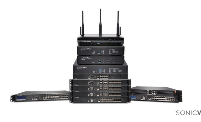 SonicWall biggest update