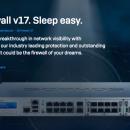 Sophos XG Firewall v17 sleep