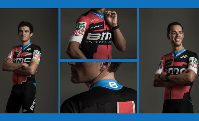 Sophos BMC racing team