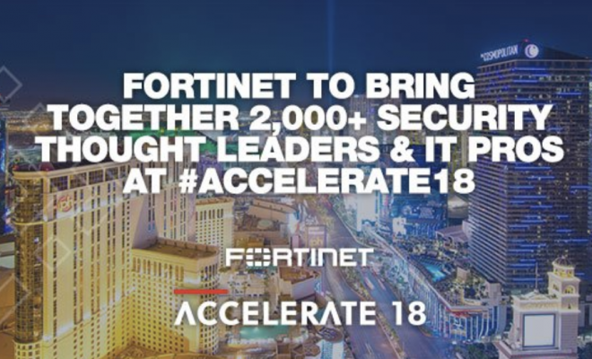Fortinet Accelerate 18