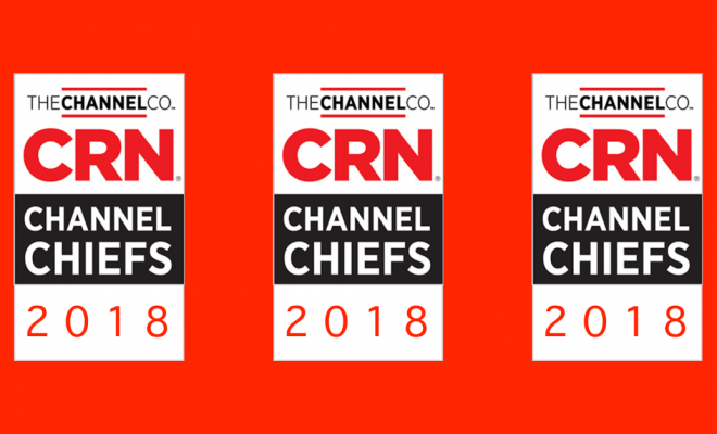 Sophos CRN Channel Chiefs