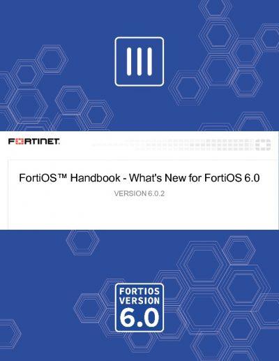 FortiOS 6.0.2