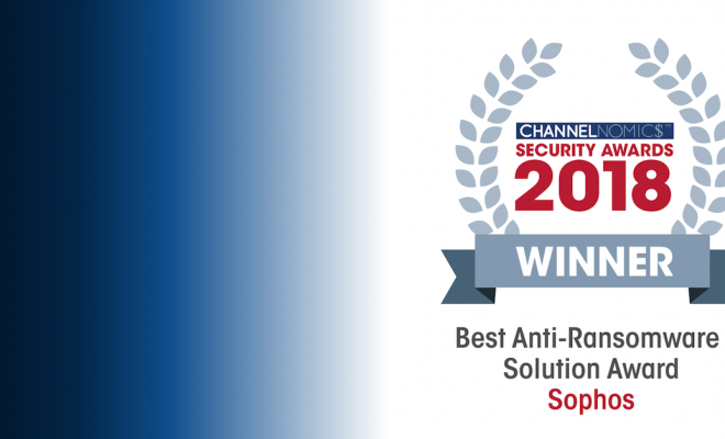 Sophos Anti-Ransomware Award