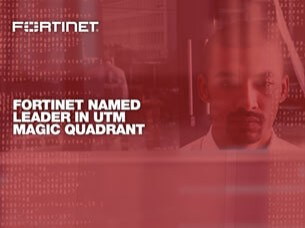 Fortinet Leader Gartner MQ