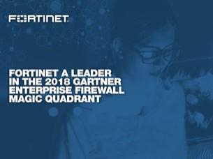 Fortinet MQ Leader