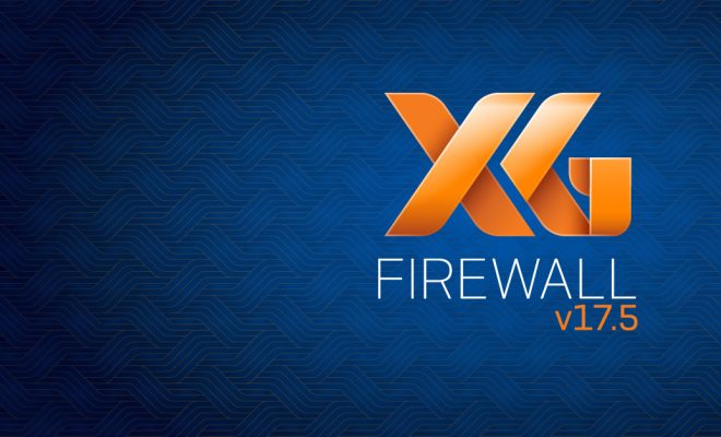 XG Firewall v17-5