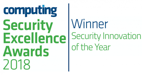 Sophos Security Excellence Awards 2018